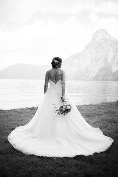 Beautiful Bride, One Shoulder Wedding Dress, Wedding Dresses, Fashion, Bride Dresses, Moda, Bridal Gowns, Fashion Styles