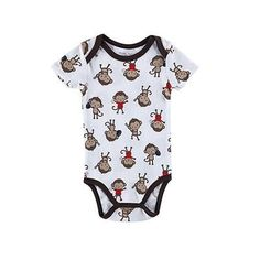 286a3a00bf7 Baby Girls Boys Costume Monkey Printed Infant Baby Bodysuit New Born Baby  Clothes 25 Style. FirstLook. Baby WearingBaby RompersGirls RompersInfant  BoysBaby ...
