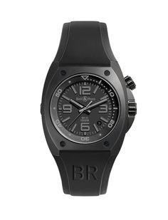 Bell & Ross montre de plongée BR 02-94 Phantom
