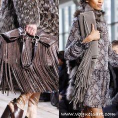 2014-2015 Sonbahar/Kış Çanta Trendleri | Vogue Is Art