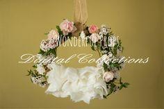Wonderful Props - Holland Hanging Nest - Digital Backdrop - Photo Prop for Newborn Photography