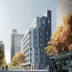 New York's first micro-apartment building to be completed in December