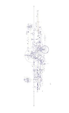 Diagramming Schematic Intangibility by Robert Strati. Architecture Mapping, Architecture Concept Drawings, Architecture Definition, School Architecture, Graphic Score, Map Diagram, Diagram Design, Generative Art, Information Design