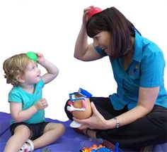 Speech therapy activities that you can do at home