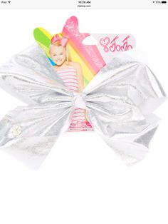 Shop Claire's for the latest trends in jewelry & accessories for girls, teens, & tweens. Find must-have hair accessories, stylish beauty products & more. Jojo Hair Bows, Jojo Bows, Silver Hair Accessories, Girls Accessories, Jojo Siwa's Number, Dance Mums, Jojo Siwa Bows, Organizing Hair Accessories, Dance Hairstyles