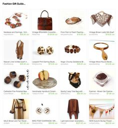 Fashion Gift Guide...  by paleorama