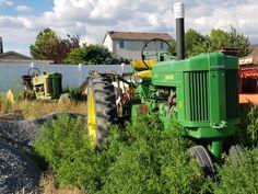 70 and 620 wide Old Tractors, John Deere Tractors, Farm Life, Tractor, Antique Tractors, Vintage Tractors