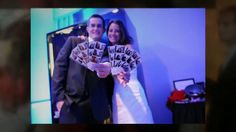 Chicago Wedding Photo Booth by Photo Booth Express