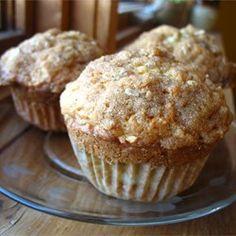 Apple Strudel Muffins - Allrecipes.com