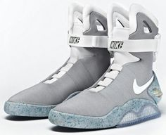 eb4ca57dc98 Nike Mag Shoes Back To Future Shoes Marty Mcfly Nike Air Mags Light Up Mens  cheap Nike Mag Shoes