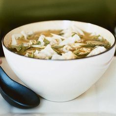 Won Ton Noodle Soup   MyRecipes