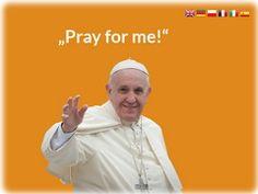 """Schönstatt - Betet für mich! – Eine """"Prayerrally"""" für Papst Franziskus"""