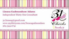 Let me find you your new favorite thirty one item!!