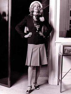 Haute couture été 1971. Fondation Pierre Bergé / Yves Saint Laurent.