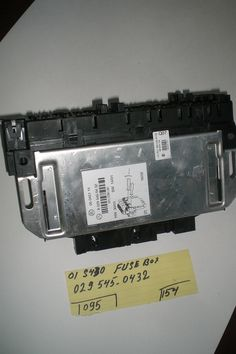 Please check the part number. This Fuse Box is for 2009
