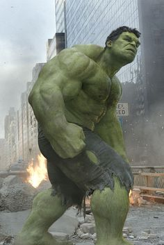 #Hulk #Fan #Art. (Mark Ruffalo As the Hulk in The Avengers. Photograph) By: Everett/Rex/Shutterstock. ÅWESOMENESS!!!™ ÅÅÅ+