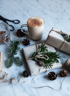 Call me cupcake: Four hot drinks for the holidays