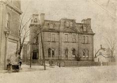 Jesse Ketchum Public School, Davenport Rd., w. side, at Bay St., Toronto, Ont. : Toronto Public Library