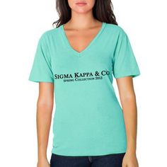 "Sorority Screen Printed Bid Day and Rush Shirts ""Spring Collection"" Design Sorority Recruitment Shirts, Sorority Bid Day, Sorority Outfits, Sorority And Fraternity, Sorority Sugar, Spring Recruitment, Sorority Crafts, Sigma Kappa, Delta Zeta"