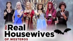 """Here's what it might be like if the ladies from """"Game of Thrones"""" were to star in a reality show: """"The Real Housewives of Westeros""""."""