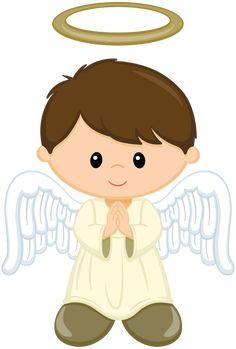Archivo de álbumes Christmas Nativity, Christmas Crafts, Christening Invitations Boy, Angel Images, Santa Stocking, Christmas Drawing, Fall Wallpaper, Angel Art, Painted Rocks