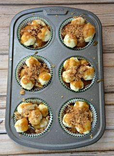 How to make monkey bread muffins from scratch - recipe and tips.