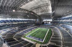 FreeD™ system at AT&T (Cowboys) Stadium during the 2013 NFL season. Dallas Cowboys Images, Dallas Cowboys Wallpaper, Cowboys Stadium, Sports Stadium, Steven Gerrard, Premier League, Stadium Wallpaper, Nfl Stadiums, Fc Chelsea
