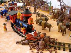 Playmos » Pacific Railroad