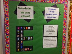 DCG Middle School Library: Got a Device? Read from our eBook Collection!
