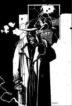 Mike Mignola, Sin City