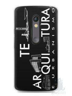 Capa Capinha Moto X Play Arquitetura #2 - SmartCases - Acessórios para celulares e tablets :)