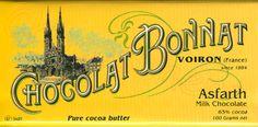 Chocolat Bonnat Asfarth
