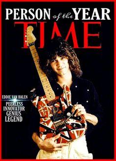 Music Pics, Music Love, Rock Music, Cool Guitar Picks, Wolfgang Van Halen, Van Hagar, Soul Asylum, Electric Guitar Kits, Bruce Dickinson