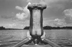 Unusual Self-Portraits by Arno Rafael Minkkinen   /   http://photovide.com/?p=173589