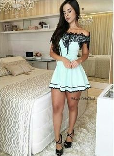 Swans Style is the top online fashion store for women. Shop sexy club dresses, jeans, shoes, bodysuits, skirts and more. Sexy Outfits, Sexy Dresses, Cute Dresses, Dress Outfits, Short Dresses, Fashion Dresses, Cute Outfits, Hot Dress, Dress Up