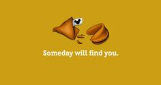 I got Someday will find you.! What's Your Disney Fortune? | Oh My Disney