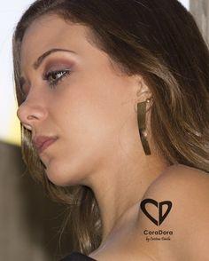 ✨✨Insieme Earrings✨✨ by Fish Tattoos, Chic, Earrings, Handmade, Collection, Jewelry, Fashion, Caracas, Handmade Gifts