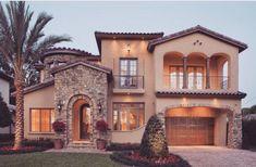 My dream home...........California Spanish style