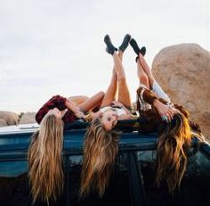 sometimes you need to drop everything and roadtrip with your girls.