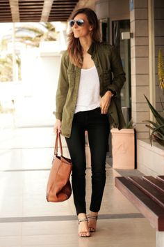 Soft military style | Well-living blog