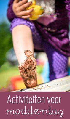 Activiteiten voor een geweldige Modderdag! Diy For Kids, Kids Playing, Children Play, Creative People, Scouts, Boy Scouting, Cub Scouts, Boy Scouts
