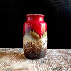 Fat Lava Scheurich Vase (231-15) @ Fox&Hunter's