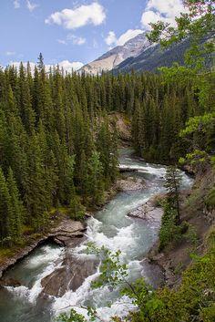 Sheep River Alberta Canada