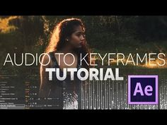 ▶ Audio to Keyframes, AE