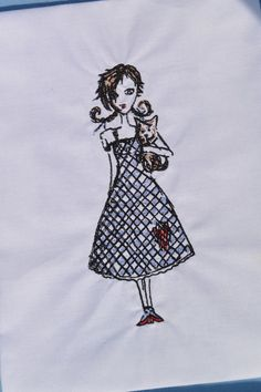 """Embroidery Digital File """" Wizard of oz Collection"""""""