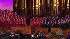 Nearer, My God, to Thee - Mormon Tabernacle Choir  My Grandmother, Mama Reeves, favorite song.