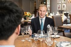 Etiquette expert William Hanson on 12 things you SHOULDN'T do as a host