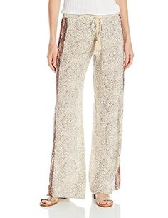 Listed Price: $54.00 Sale Price: $37.97 Woven pant 100 percent viscose gauze  32 inch... Read more...