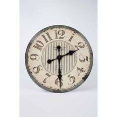 Shabby Chic Kitchen Wall Clock