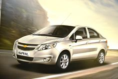 Chevrolet Sail Sedan Launched In India